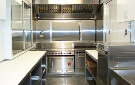 Existing Mobile Kitchen Design, build and Permit
